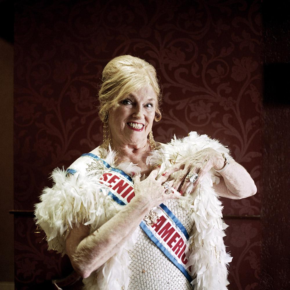 Ms.Senior America
