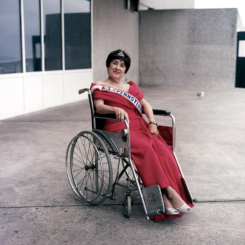 Ms. Senior America